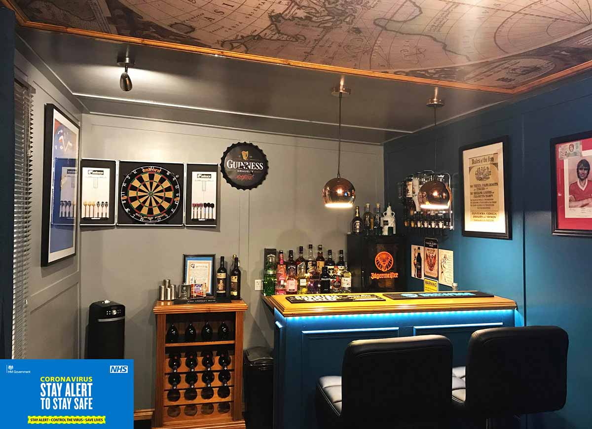 Home Pubs and Covid 19