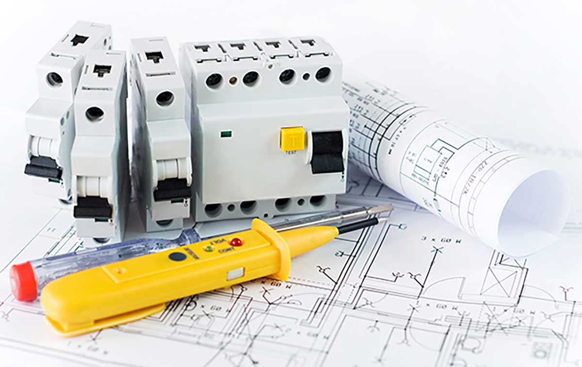 During an EICR, our electrician will check that your fuse board is safe and compliant
